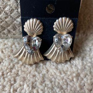 Tonic Vintage Silver Herat Dangle Earring
